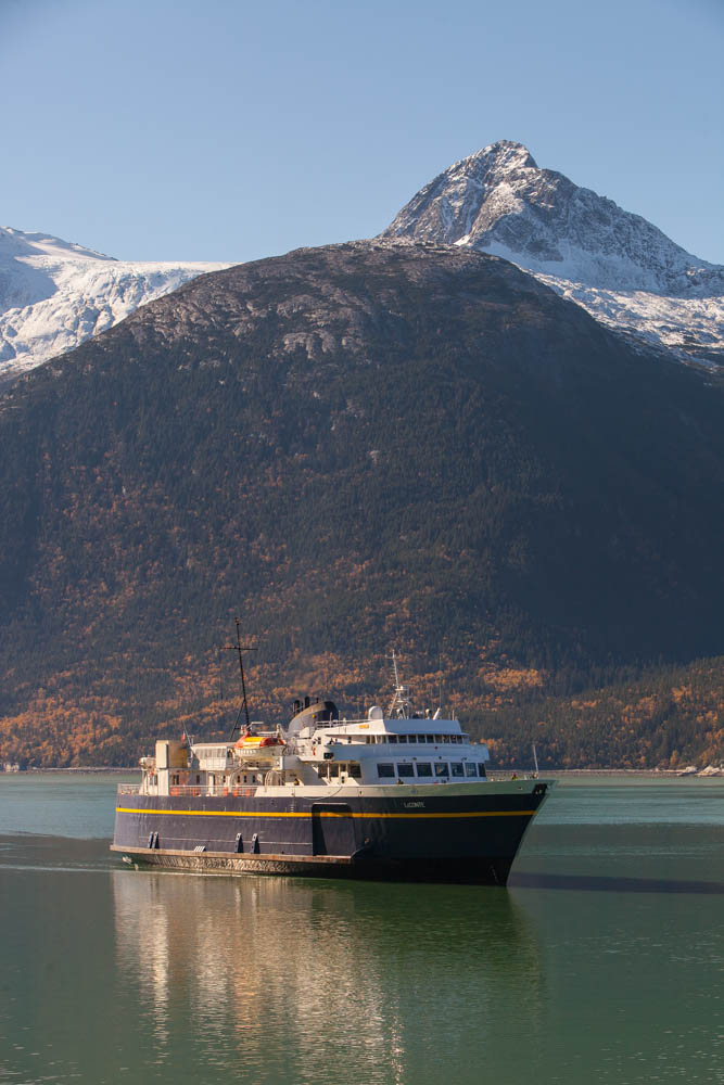 Ferry Information for RVs | RV Alaska