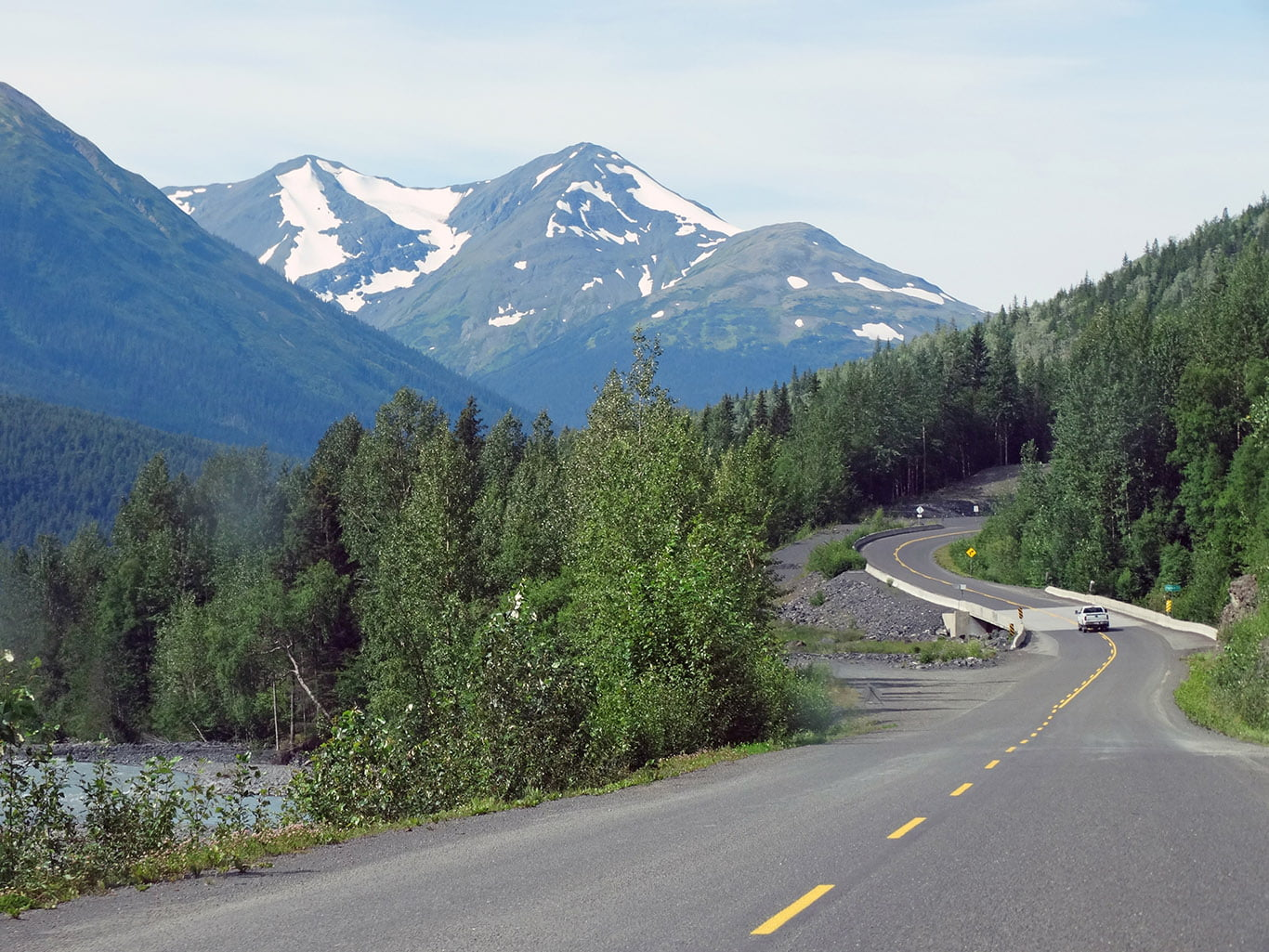 Stewart Cassiar Highway Rv Alaska