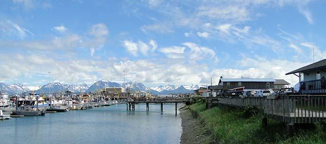 Homer, Alaska. Photo courtesy: Amy Meredith.