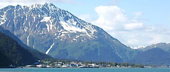Seward, Alaska - photo courtesy Vince Smith