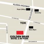 Golden Bear Map
