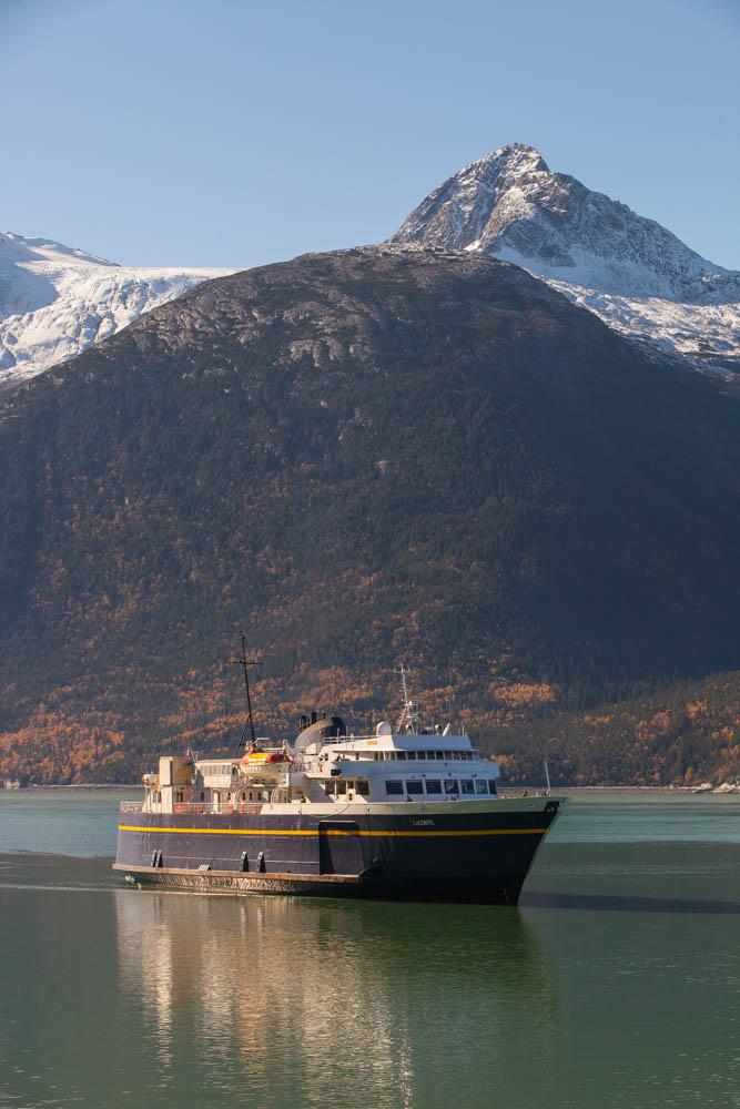 Ferry Information for RVs   RV Alaska