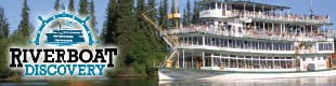 Fairbanks Riverboat Discover, voted best boat tour in North America!