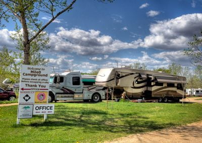 Mile '0' Park & Campground
