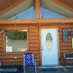 C Lazy Moose RV Park Front Entrance