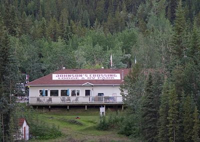 Johnson's Crossing Lodge