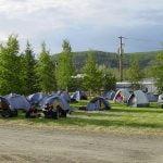 Nenana RV Park & Campground - Campground