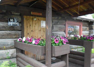 Nenana RV Park & Campground - Office Entrance