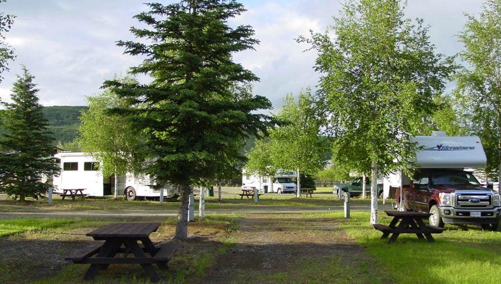 Nenana RV Park & Campground - RV Park