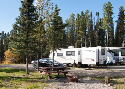 Pink Mountain Campsite & RV Park