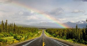 SL15-Alaska-Highway Rainbow