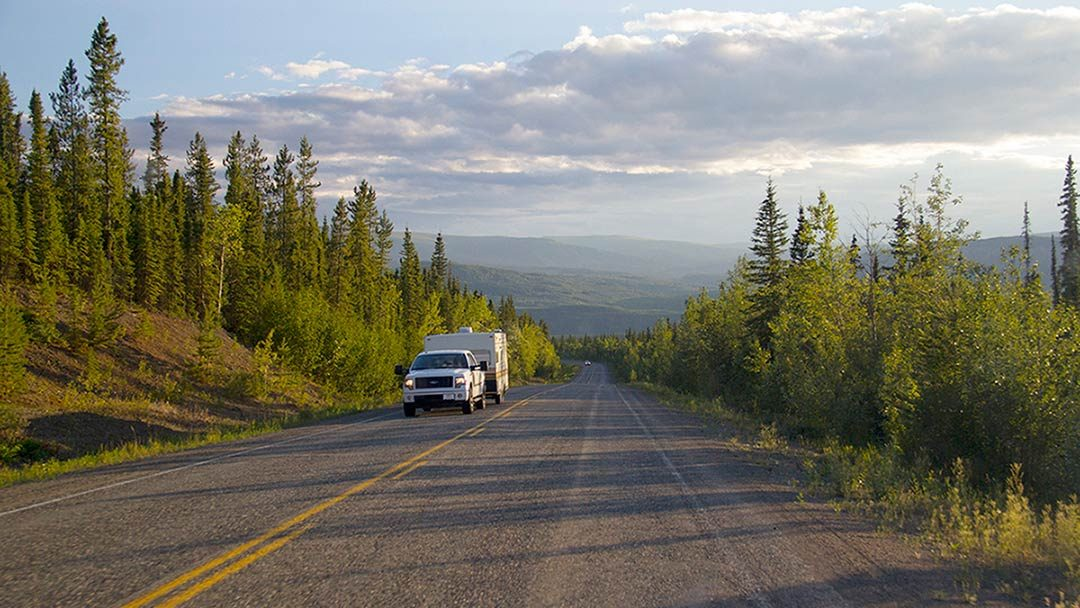 North Klondike Highway
