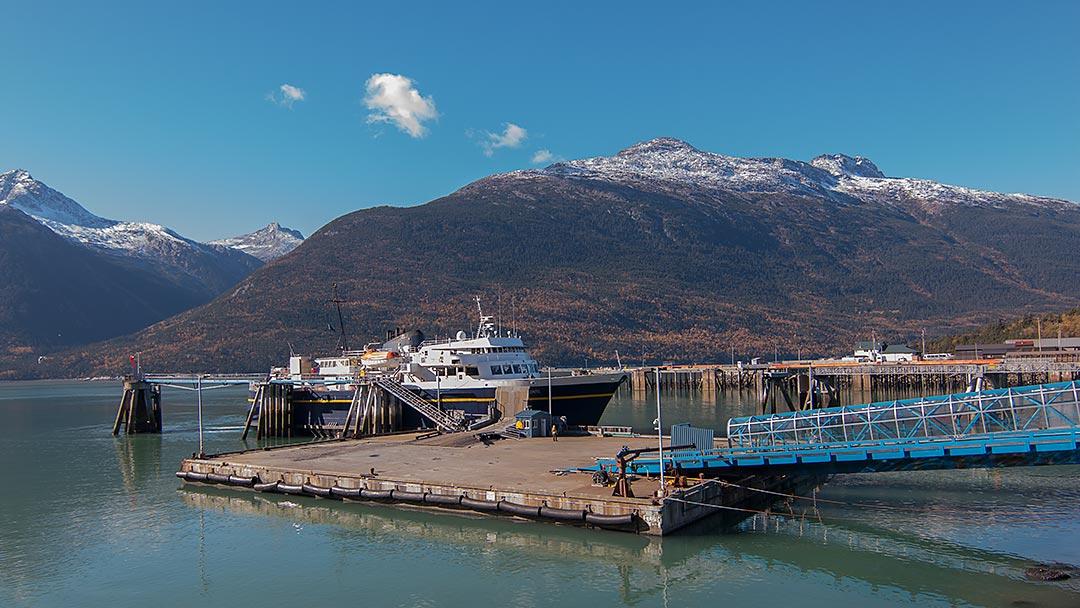 RV Ferry Information