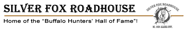 Silver Fox Roadhouse Logo