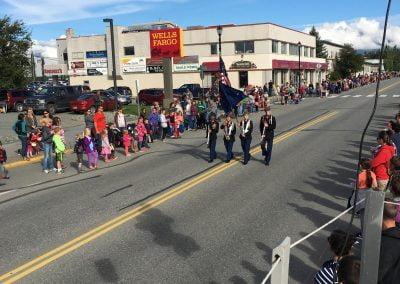 Alaska State Fair Parade