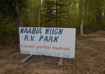 Naabia Niign Campground