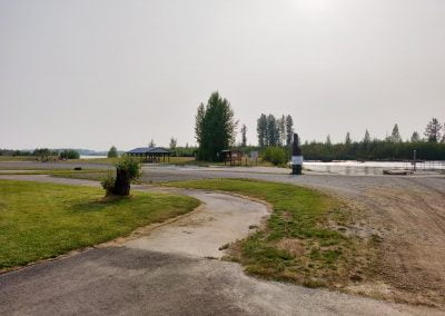 Susitna Landing Boat Launch & Campground