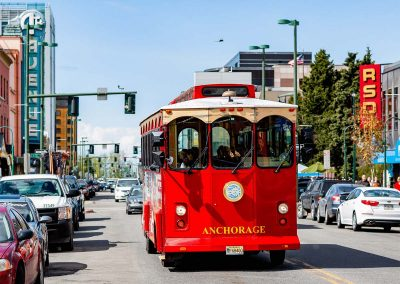 Anchorage Trolley - Come see Anchorage!